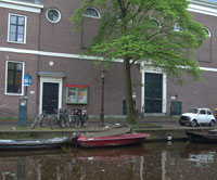 Toneelmakerij Theater, Lauriergracht 99c