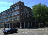 Headquarters Police of Amsterdam at Marnixstraat