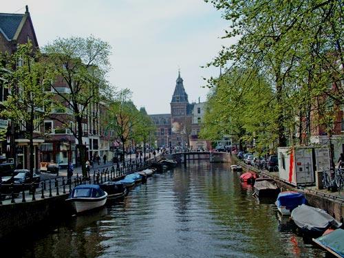 spiegelgracht  amsterdam  nederland